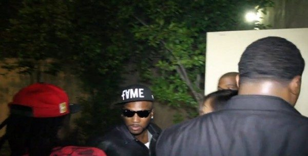 Video: YG, Young Jeezy Party at Cream Lounge