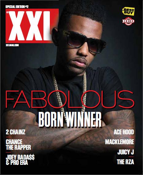 Fabolous Covers XXL Special Edition