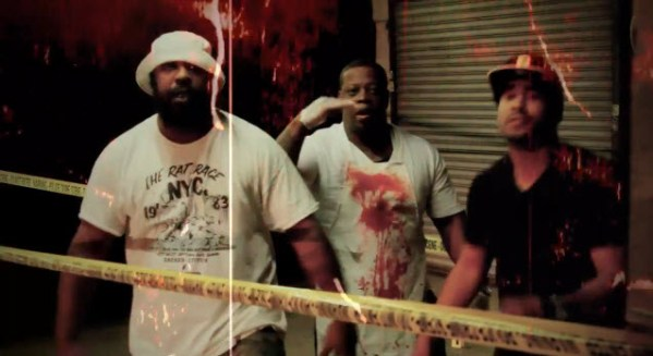 "Boaz Ft. Sean Price & Illa Ghee ""Psycho Killa"""