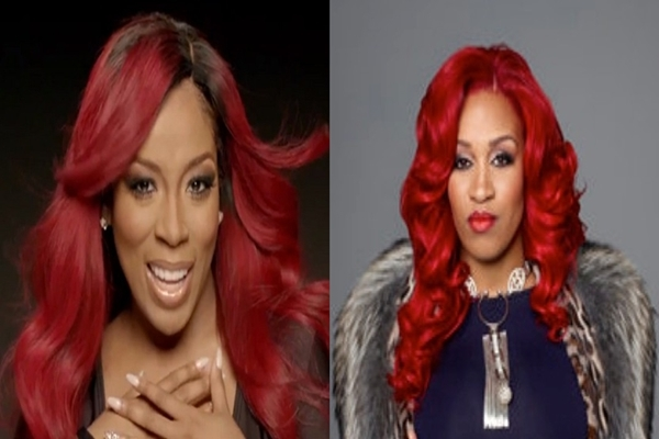 K Michelle Red Hair Tumblr Red Heads Did K Michelle