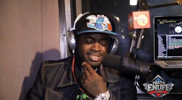 Kidd Kidd 'DJ Enuff' Freestyle @ItsKiddKidd