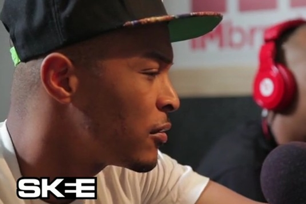 T.I. Talks Building A Legacy