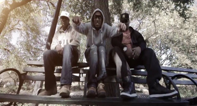"""Bruce O'Mighty Ft. Lowkey & Slang 