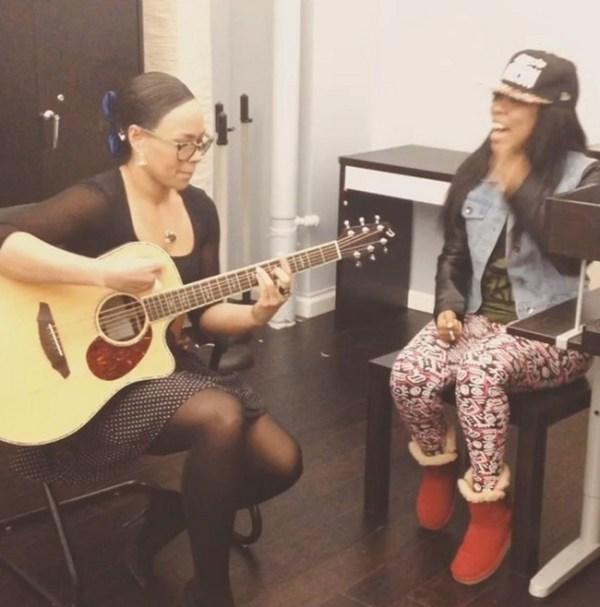 Elle Varner & K. Michelle Sing V.S.O.P.