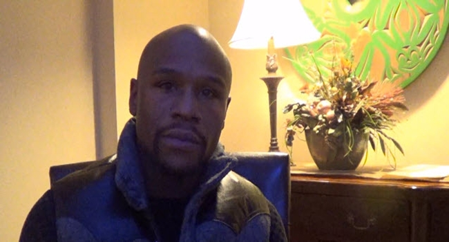 Mayweather Talks being impressed by his fighters' victories