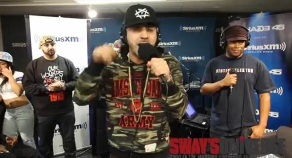 R-Mean and That Kid Era Freestyle