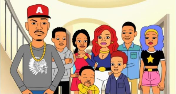 T.I. & Family To Star In Animated Christmas Special