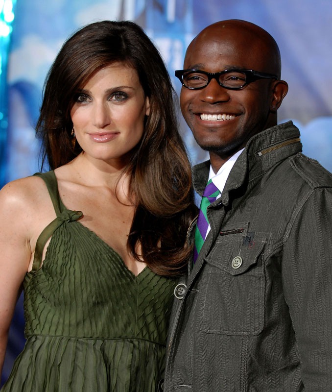 Idina Menzel & Taye Diggs Separate After 10 Years Of Marriage  Idina Menzel And Taye Diggs Rent