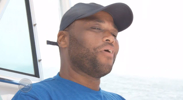 Anthony Anderson and the Brownie Cup   Hooked Up Ep. 9