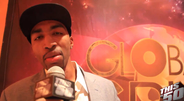 Mysonne Says He Never Had Problems with 50 Cent