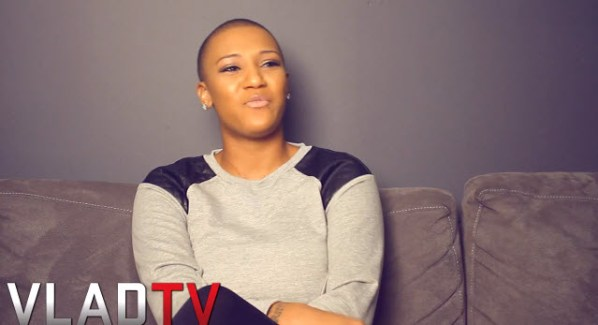 Video: Nya Lee Explains How She Got the Scar on Her Neck #LHHNY