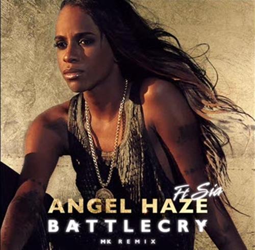 New Music: Angel Haze Ft. Sia   Battle Cry (MK remix) #Getmybuzzup