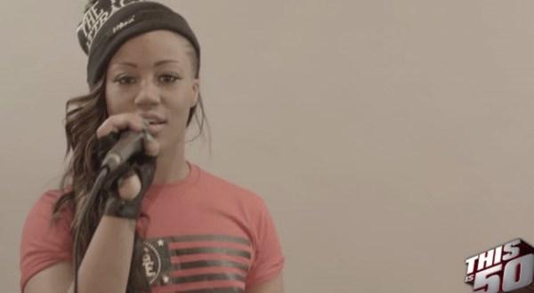 Video: Jhonni Blaze (@JHONNIBLAZE) Talks Her Brand, Her Fiancé with Jack Thriller