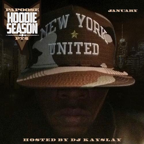 Mixtape: Papoose | Hoodie Season Pt 2 #Getmybuzzup #HoodieSeason2