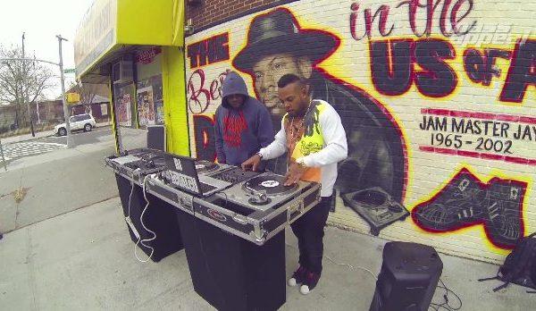 Video: TJ Mizell and DJ Scratch | Jam Master Jay Tribute