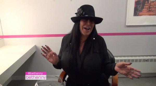 Video: Big Ang Talks Breast Reduction, Will She Ever Get Another Boob Job? on Bethenny #Getmybuzzup #MobbWives