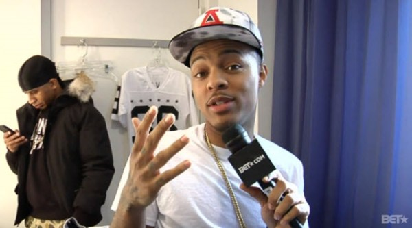 106 & Park Backstage: Bow Wow addresses Being Fired from 106 & Park Rumor