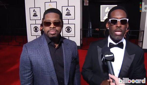 Video: Boyz II Men Talk New Album on GRAMMYs Red Carpet 2014 #Getmybuzzup