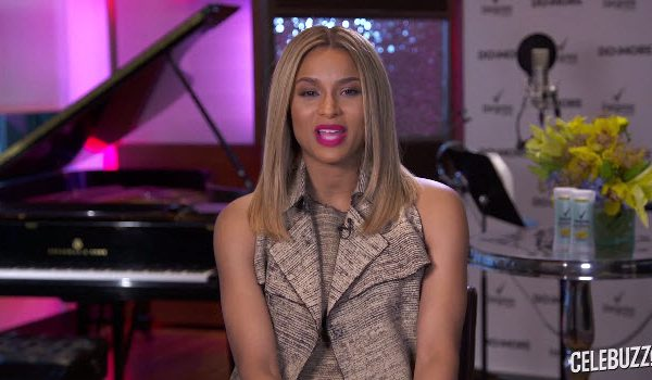 Video: Ciara Talks Engagement, Wedding Plans & being Pregnant