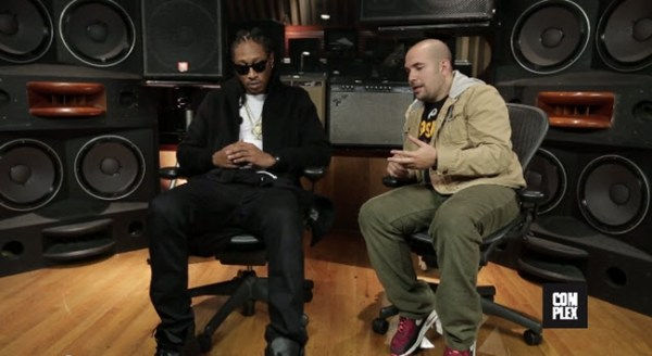 """Video: Future Talks New Album """"Honest"""" on The Process with Peter Rosenberg #Getmybuzzup"""