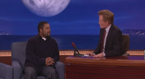 Watch: The Many Faces Of Ice Cube on Conan #Getmybuzzup