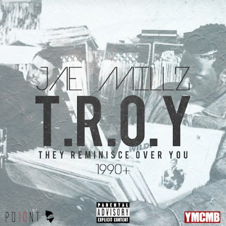 [Music] Jae Millz – T.R.O.Y. Freestyle