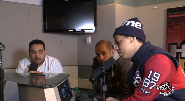 Lil Bibby Discusses the Streets of Chicago on Hot97 Morning Show