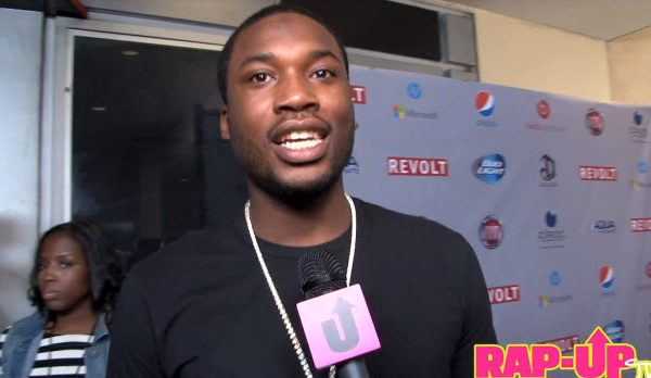 Video: Meek Mill Talks Collaboration with Rita Ora on RapUpTv #Getmybuzzup