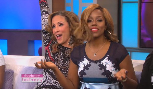 Video: Mica Tells Bethany 'I Am Not a Drunk' #bloodsweatheels #Getmybuzzup