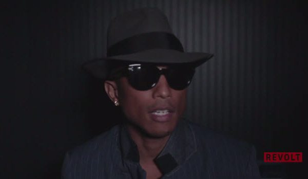 Video: The Year Of Pharrell [Trailer] #Getmybuzzup