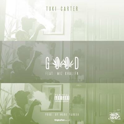[Listen] Tuki Carter (@tukicarter) – Good ft. Wiz Khalifa (@wizkhalifa) #Getmybuzzup