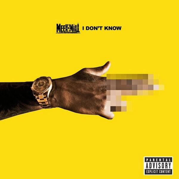 [New Music] Meek Mill – 'I Don't Know' ft. Paloma Ford #Getmybuzzup