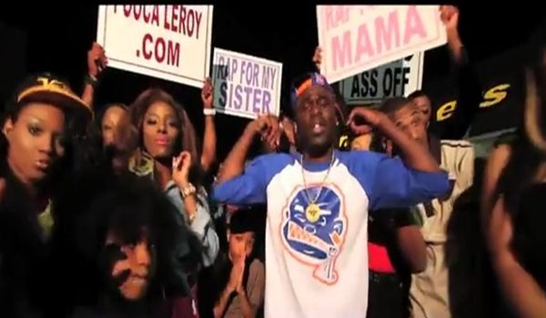 """[Video] Pooca Leroy (@POOCALEROY) – """"Rap"""" #Getmybuzzup"""