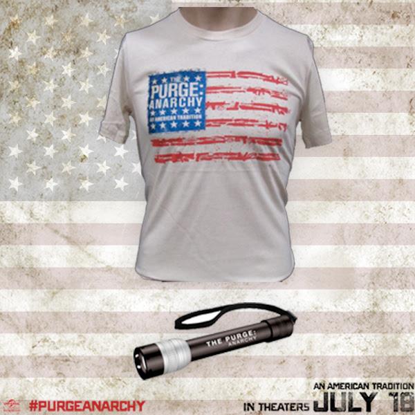 The Purge: Anarchy Prize Pack Giveaway [Contest] #PurgeAnarchy  #UnitedWePurge  @universalhorror