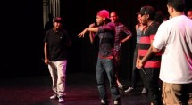 Hip Hop Improv: The Wire Cast on Take It Personal