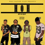 West Nation Clan Presents HOH (Hits On Heat) hosted by Adrian Swish [Mixtape]