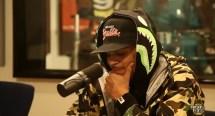 [Video] Chris Brown Talks Tyga/Drake, Freestyles For Funk Flex