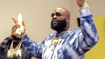"""[Video]Rick Ross Takes Over MTV News as """"Bawse"""" for a Day"""