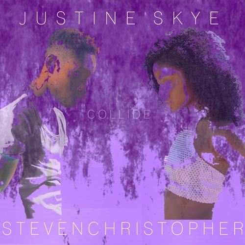 "[Music] Steven Christopher (@sdotchris) & Justine Skye (@JustineSkye) – ""Collide"" Remix"