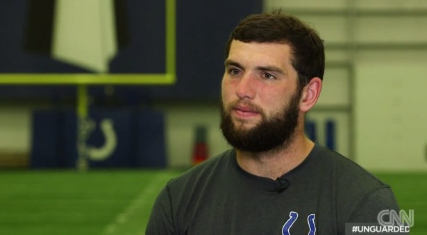 Andrew Luck: Perspective in the Pocket [Video]