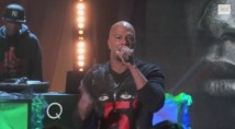 [Video] Common Performs On The Queen Latifah Show