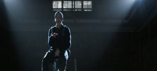 Eminem   Guts Over Fear [Video]