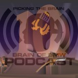 """Picking The Brain (@bmw_imchillin @Sarliz88 @PTBPodcast @WhatIphStudio @rsl8r312) – """"Who Let The Dogs Out?!?!"""" Ep 10 Ft. Gina [Podcast]"""