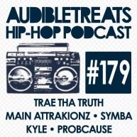 New Audible Treats Hip-Hop Podcast 179 Features Trae Tha Truth, Main Attrakionz, Symba, ProbCause, and KYLE [Audio]
