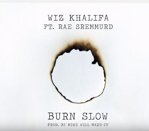 Wiz Khalifa Ft. Rae Sremmurd – Burn Slow [Music]