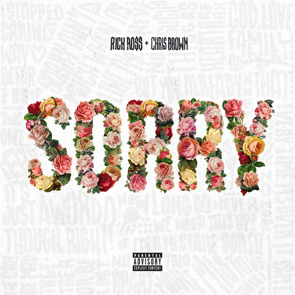Rick Ross – 'Sorry' ft. Chris Brown [Audio]