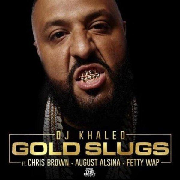 DJ Khaled – 'Gold Slugs' ft. Chris Brown, August Alsina & Fetty Wap [Video]