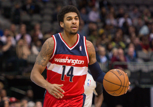 Glen Rice Jr. Shot In Leg At T.I.'s Atlanta Restaurant