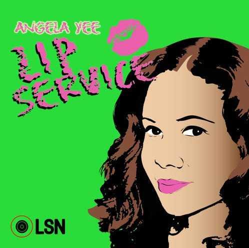 Angela Yee's Lip Service Ft. Kranium (Episode 77 ) [Podcast]