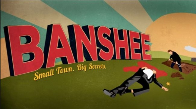 Banshee - A Little Late to Grow a Pair